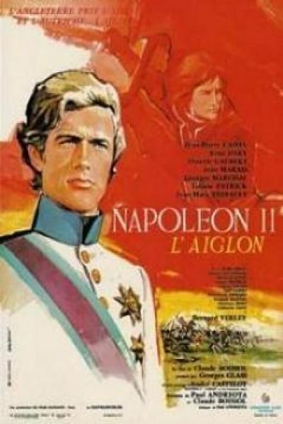 Caratula, cartel, poster o portada de Napoleón II, el aguilucho