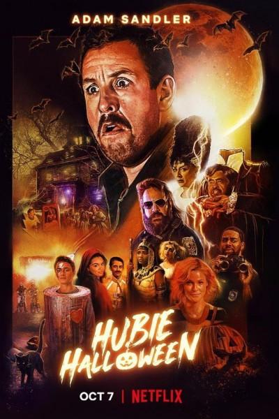 Caratula, cartel, poster o portada de El halloween de Hubie