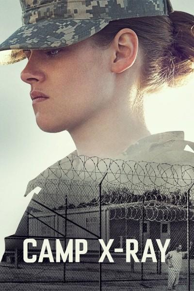 Caratula, cartel, poster o portada de Camp X-Ray