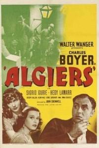 Caratula, cartel, poster o portada de Argel