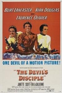 Caratula, cartel, poster o portada de El discípulo del diablo
