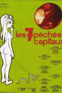 Caratula, cartel, poster o portada de Los siete pecados capitales