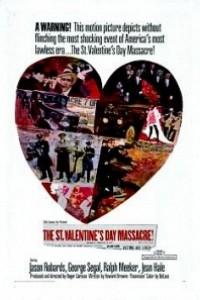 Caratula, cartel, poster o portada de La matanza del día de San Valentín