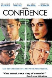 Caratula, cartel, poster o portada de Confidence