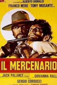 Caratula, cartel, poster o portada de Salario para matar