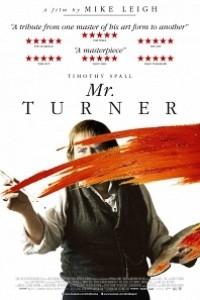 Caratula, cartel, poster o portada de Mr. Turner