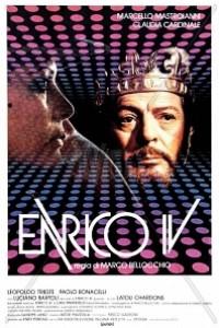 Caratula, cartel, poster o portada de Enrique IV
