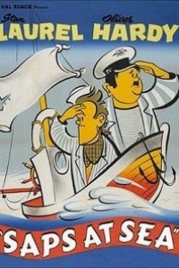 Caratula, cartel, poster o portada de Marinos a la fuerza