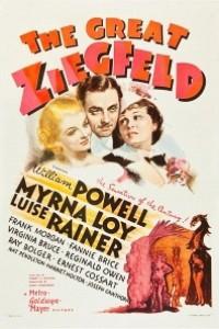 Caratula, cartel, poster o portada de El gran Ziegfeld