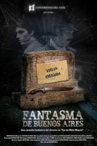 Caratula, cartel, poster o portada de Fantasma de Buenos Aires