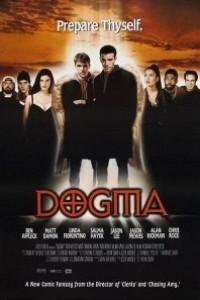 Caratula, cartel, poster o portada de Dogma