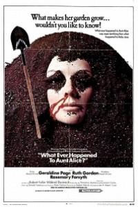 Caratula, cartel, poster o portada de ¿Qué fue de tía Alice?