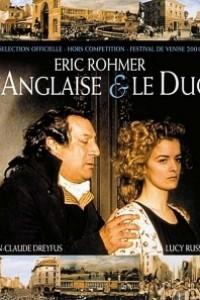Caratula, cartel, poster o portada de La inglesa y el duque