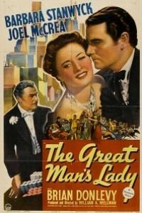 Caratula, cartel, poster o portada de Una gran señora