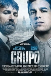 Caratula, cartel, poster o portada de Grupo 7