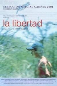 Caratula, cartel, poster o portada de La libertad
