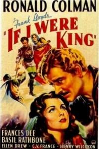 Caratula, cartel, poster o portada de Si yo fuera rey