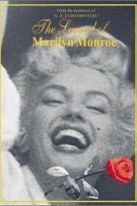 Caratula, cartel, poster o portada de La leyenda de Marilyn Monroe