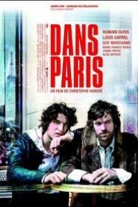 Caratula, cartel, poster o portada de Dans Paris