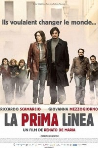 Caratula, cartel, poster o portada de La prima linea