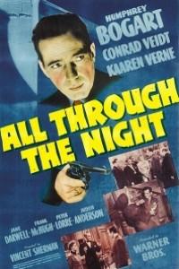 Caratula, cartel, poster o portada de A través de la noche