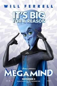 Caratula, cartel, poster o portada de Megamind