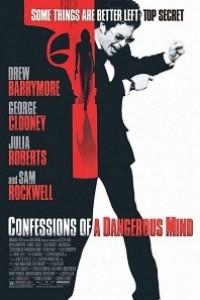 Caratula, cartel, poster o portada de Confesiones de una mente peligrosa