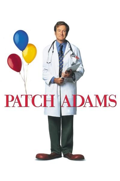 Caratula, cartel, poster o portada de Patch Adams