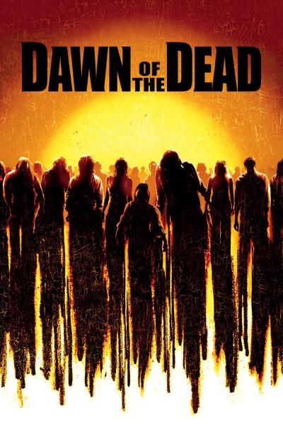 Caratula, cartel, poster o portada de Amanecer de los muertos