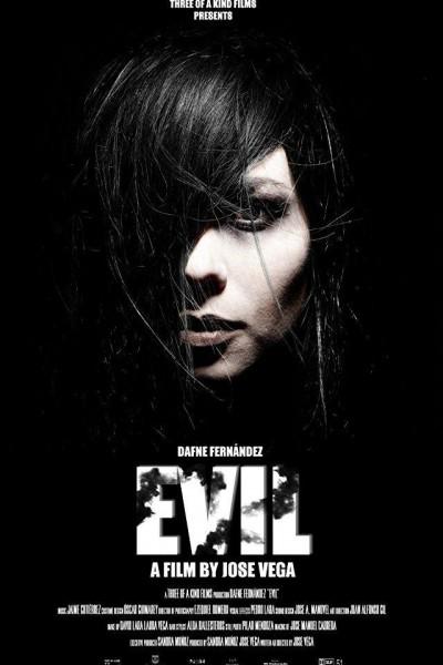 Caratula, cartel, poster o portada de Evil