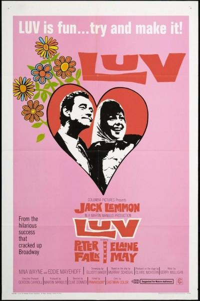 Caratula, cartel, poster o portada de Luv... quiere decir amor