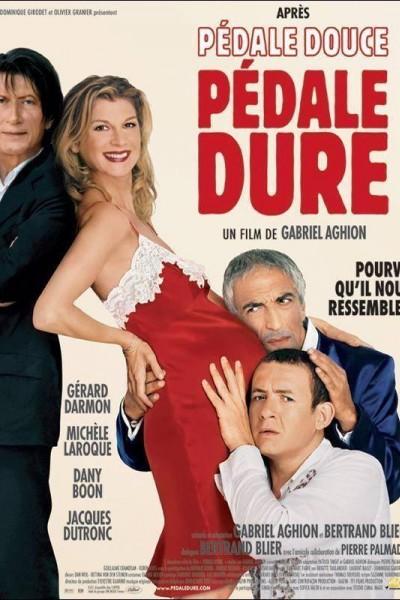 Caratula, cartel, poster o portada de Pédale dure