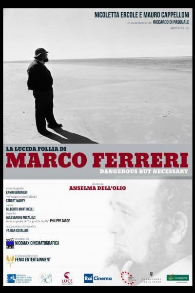 Caratula, cartel, poster o portada de La lucida follia di Marco Ferreri