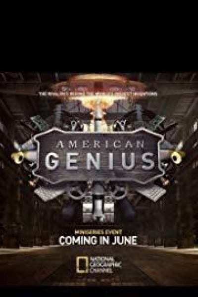 Caratula, cartel, poster o portada de American Genius