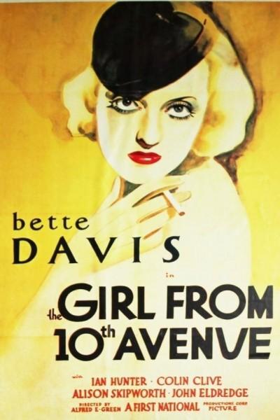 Caratula, cartel, poster o portada de La chica de la Décima Avenida