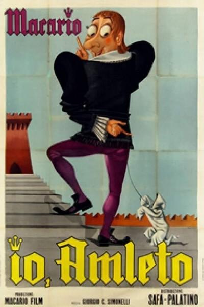 Caratula, cartel, poster o portada de Io, Amleto
