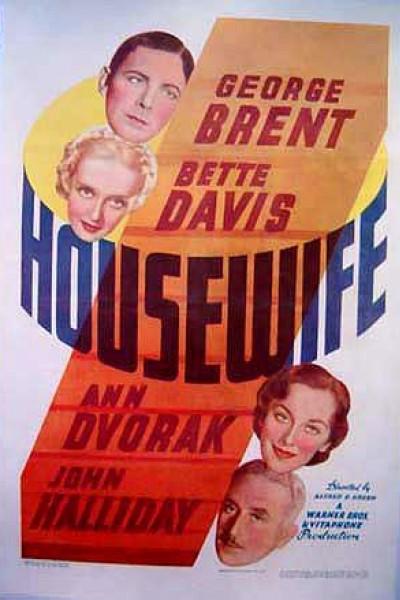 Caratula, cartel, poster o portada de Una mujer de su casa