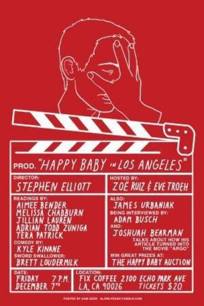 Caratula, cartel, poster o portada de Happy Baby