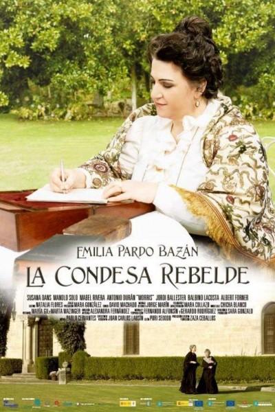 Caratula, cartel, poster o portada de Emilia Pardo Bazán, la condesa rebelde
