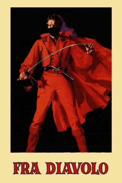 Caratula, cartel, poster o portada de Fra Diávolo