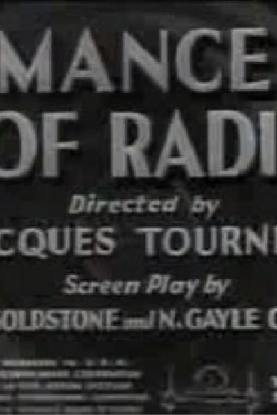Caratula, cartel, poster o portada de Romance of Radium