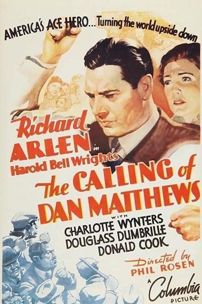 Caratula, cartel, poster o portada de The Calling of Dan Matthews