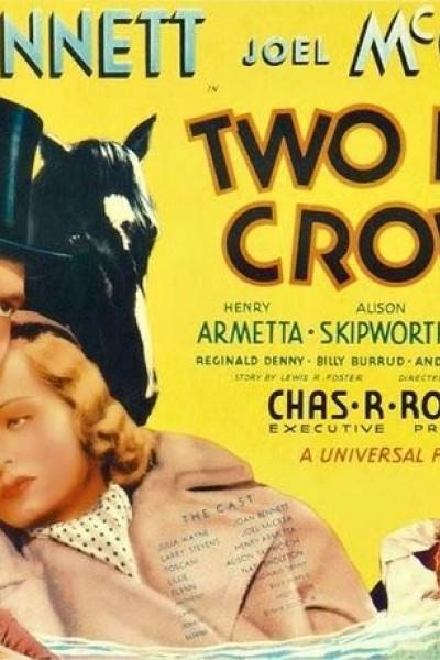 Caratula, cartel, poster o portada de Two in a Crowd