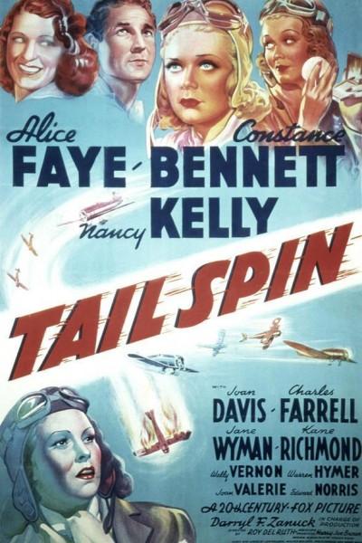 Caratula, cartel, poster o portada de Tail Spin