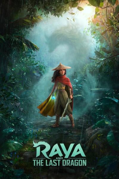 Caratula, cartel, poster o portada de Raya y el último dragón