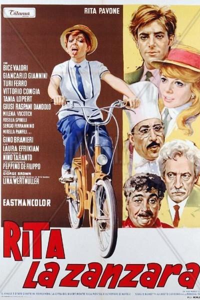 Caratula, cartel, poster o portada de La pícara Rita
