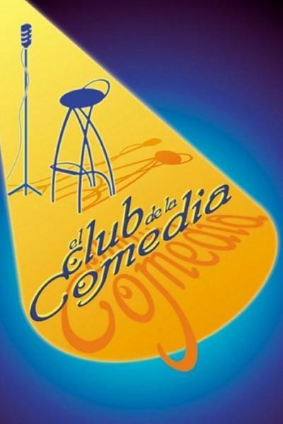 Caratula, cartel, poster o portada de El club de la comedia