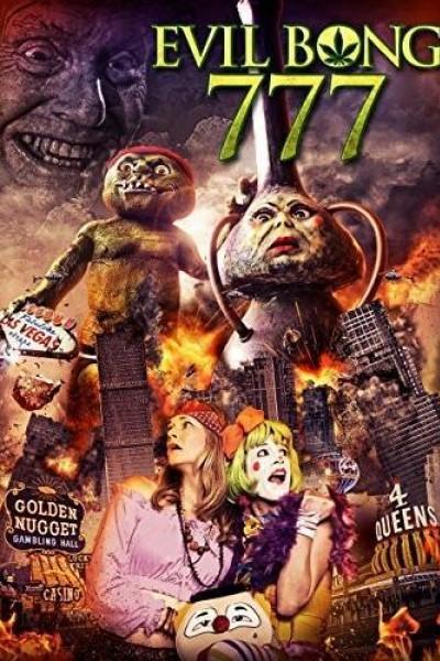 Caratula, cartel, poster o portada de Evil Bong 777