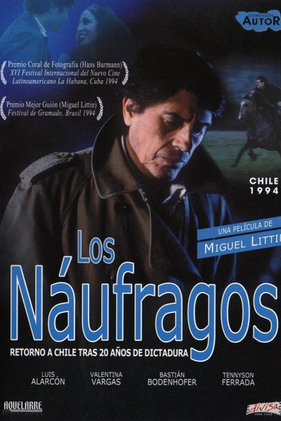 Caratula, cartel, poster o portada de Los náufragos