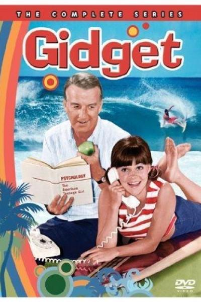 Caratula, cartel, poster o portada de Gidget